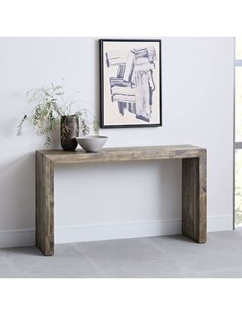Emmerson® Reclaimed Wood Console by West Elm