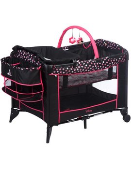 Disney Baby Sweet Wonder Play Yard, Mickey Silhouette by Disney Baby