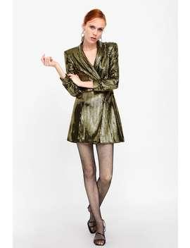 Blazer Dress  View All Dresses by Zara