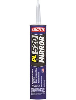 Loctite Pl 520 Mirror Construction Adhesive 10 Ounce Cartridge (1650979) by Pl