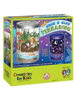 Creativity For Kids Grow N' Glow Terrarium by Kohl's