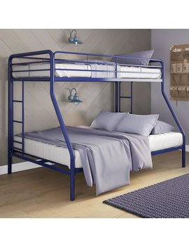Zoomie Kids Jeanna Twin Over Full Bunk Bed & Reviews by Zoomie Kids