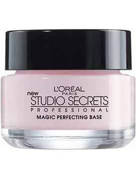 L'oreal Paris Magic Perfecting Base Face Primer, Instantly Smoothes Lines, Mattifies Skin & Hides Pores, Improves Makeup's Staying Power, Suitable For All Skin Types, Dermatologist... by L'oreal Paris
