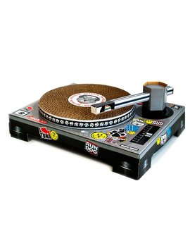 Tucker Murphy Pet Jacobsen Dj Scratching Deck & Reviews by Tucker Murphy Pet
