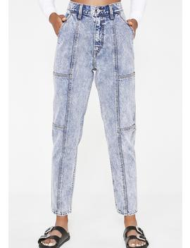 Utility Mom Jeans by Levis