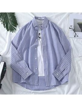 Yaver   Pinstripe Shirt by Yaver
