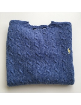 Ralph Lauren Sport Wool Cable Knit Sweater by Ralph Lauren