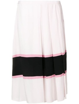 Large Pleated Skirt by Marni