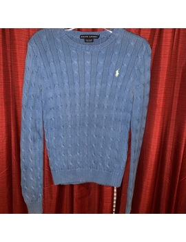 Ralph Lauren Knitted Sweater Size Xs X Small by Ralph Lauren