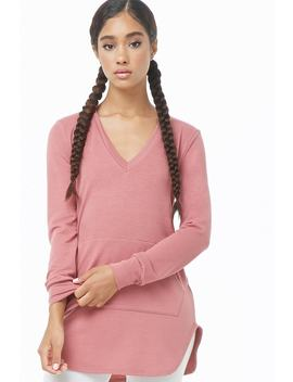 Kangaroo Pocket Tunic by Forever 21