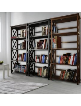 Three Posts Hitz Standard Bookcase & Reviews by Three Posts