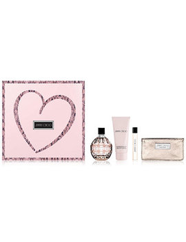 4 Pc. Signature Gift Set by Jimmy Choo