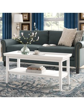 Charlton Home Wallenstein Coffee Table & Reviews by Charlton Home