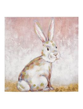 Lovely Rabbit Wall Art by Pier1 Imports