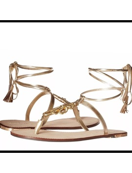 Lilly Pulitzer Gladiator Sandals by Lilly Pulitzer