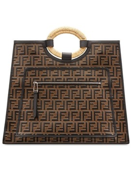 Bolsa Tote Runaway Shopping Grande by Fendi