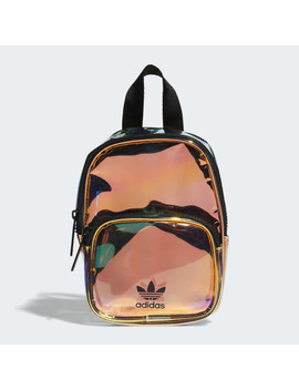Mini Iridescent Backpack by Adidas