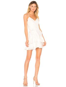Natalia Ruffled Mini Dress by Aijek