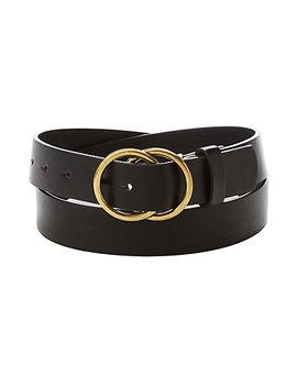 Infinity Ring Belt by Charlotte Russe