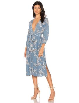 Chloe Midi Dress by Faithfull The Brand