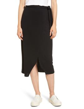 Wrap Skirt by Press