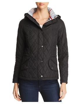 Millfire Diamond Quilted Jacket by Barbour