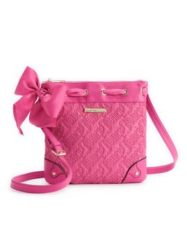 Juicy Couture Sweet Dreams Bow Crossbody Bag by Kohl's