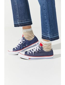 Converse Chuck Taylor All Star Denim Love Low Top Sneaker by Converse