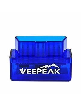 Veepeak Bluetooth Obd2 Diagnostic Scanner For Android by Amazon