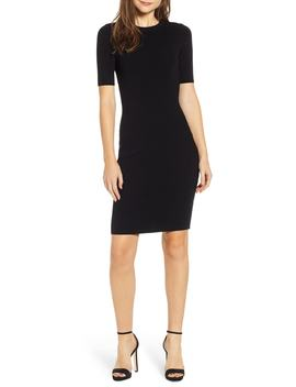 Body Con Sweater Dress by Leith