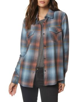 Hansen Plaid Top by O'neill