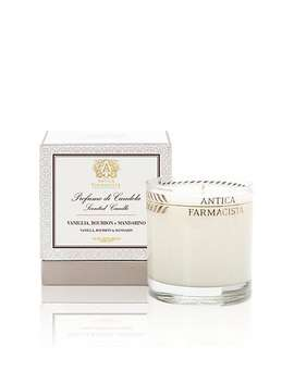 Vanilla, Bourbon &Amp; Mandarin Candle by Antica Farmacista