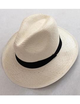 Panama Hat Handmade In Colombia   Original   All Sizes   New  Unisex. by Etsy