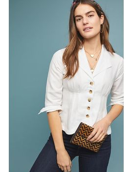 Delia Tailored Blouse by Maeve