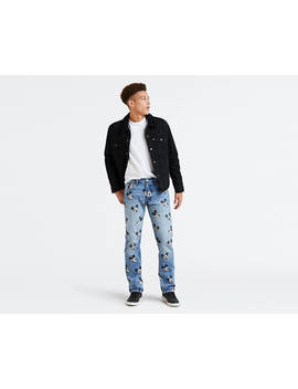 Levi's® X Disney Mickey Mouse 501® Original Fit Jeans by Levi's