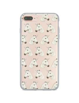 Unicorn Print I Phone Case For 7/8 Plus by Forever 21
