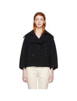 Navy Wool Jacket by ChloÉ