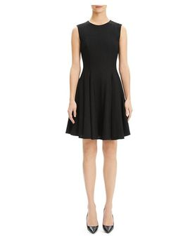 Canvas Skater Dress by Theory