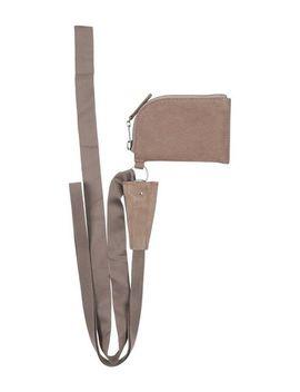 Rick Owens Brieftasche   Kleinlederwaren by Rick Owens