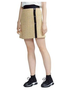 Jisidore Tweed Skirt by Maje