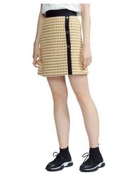 Jisidore Tweed Skirt by Maje