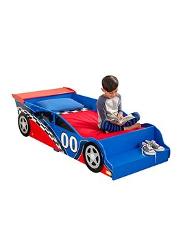 Race Car Toddler Bed by Kid Kraft