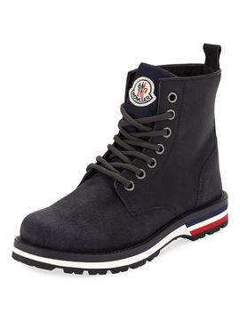 Men's Vancouver All Weather Hiking Boots by Moncler