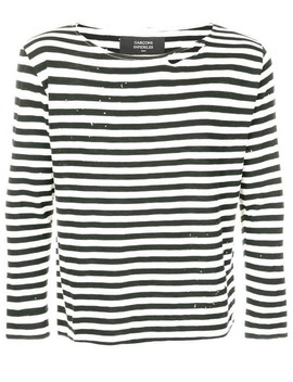 Striped Top by Garcons  Infideles