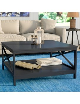 Beachcrest Home Stoneford Traditional Coffee Table & Reviews by Beachcrest Home