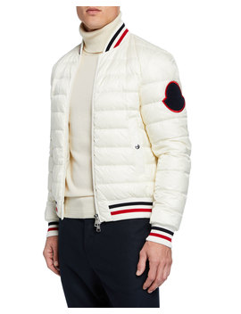 Men's Deltour Puffer Jacket by Moncler