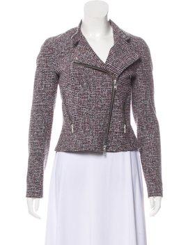 Tweed Zip Jacket by Theory