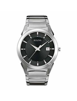 Bulova Mens Mens Dress   96 B149 by Bulova