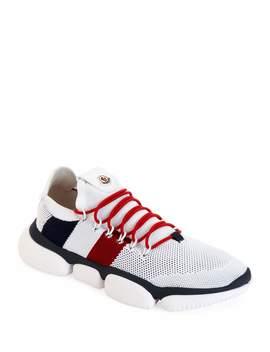 Men's The Bubble Running Sneakers by Moncler