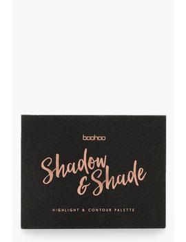 Shadow & Shade Eyeshadow Palette by Boohoo